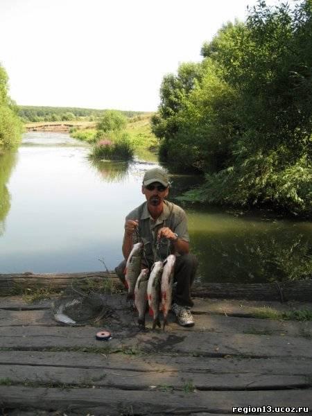 рыбалка весной на малых реках в подмосковье видео